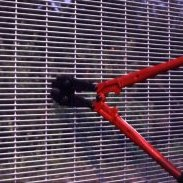 WireWall High Security Fencing anti cut